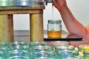 Honig, das am dritthäufigsten gefälschte Produkt